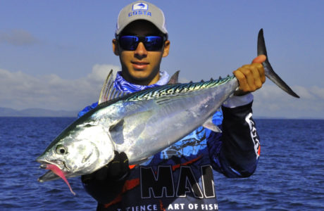 Tuna Fishing Hervey Bay