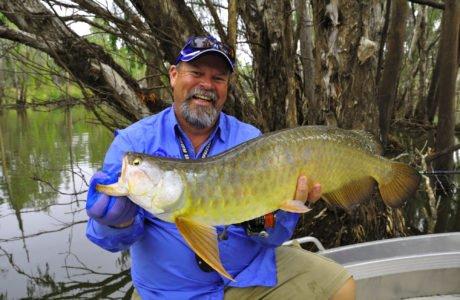 Saratoga Fishing Hervey Bay