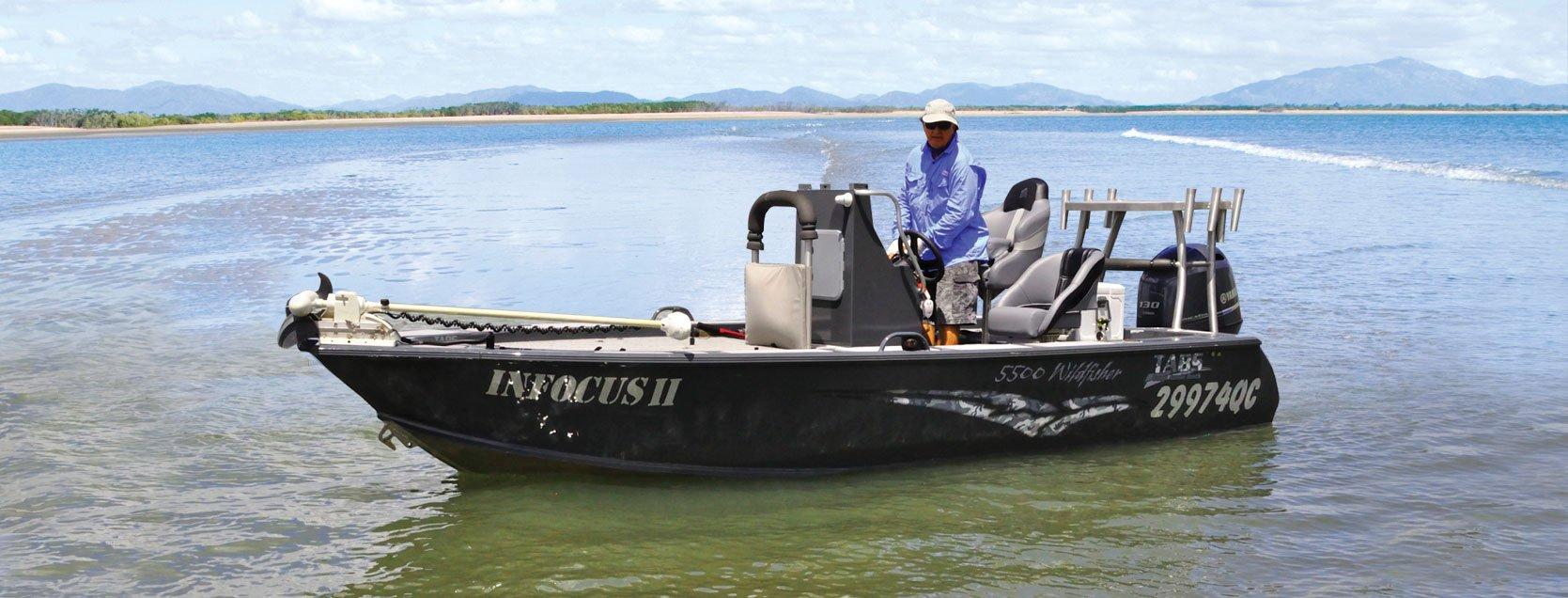 Chartered Fishing Boat Hervey Bay