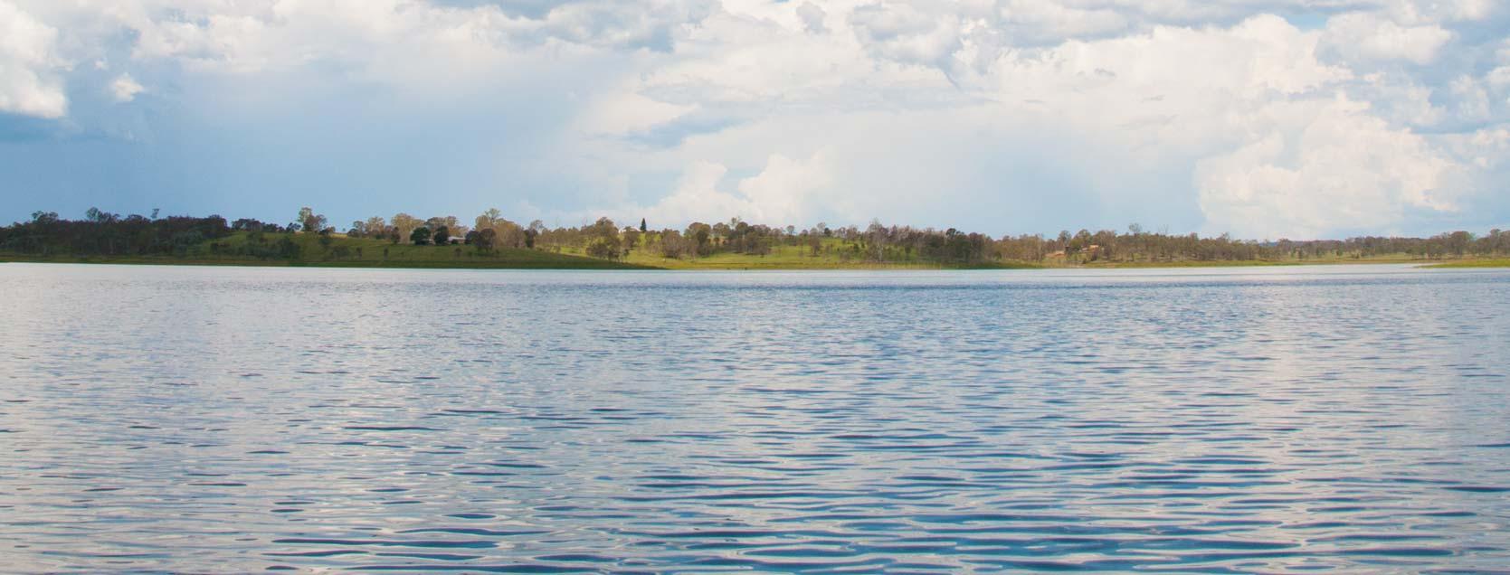 Freshwater fishing the Fraser Coast