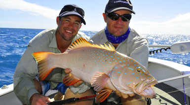 Guided Fishing Trip in Hervey Bay