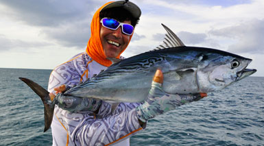 Mack Tuna on Fly