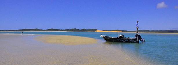 Fishing the Capricorn Coast