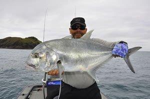 Popper Fishing for GT's