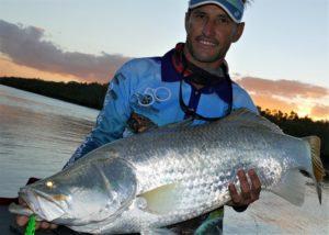 Guide Nathan 2019 – 96cm Barramundi