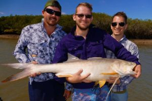 Sam 2020 – 120cm King Threadfin