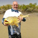 Steve – 2019-125cm King Threadfin