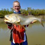 Bruce – 2021 – 122cm King Threadfin